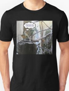 Prison Break! Please Don't Tell Anyone I Am Almost Out! Unisex T-Shirt