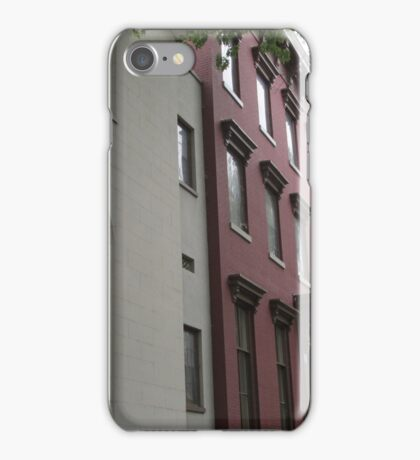 In The City iPhone Case/Skin