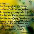 To Our Veterans, God Bless by Sherri     Nicholas