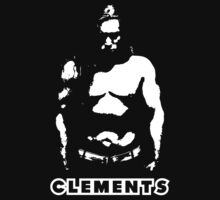 Toby Clements 'Clements' Artwork #2 Baby Tee