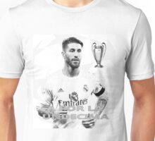 SERGIO RAMOS, A POR LA UNDECIMA, MADRID Unisex T-Shirt