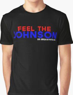 Feel the Johnson Graphic T-Shirt
