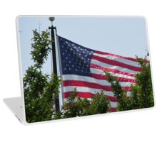 American Flag Laptop Skin