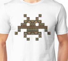 INDIANS VERSUS ALIENS (VARIANT) Unisex T-Shirt