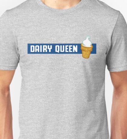 DAIRY QUEEN 2 Unisex T-Shirt