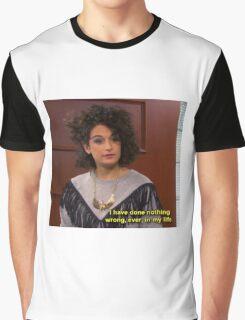 Mona Lisa's Money Graphic T-Shirt
