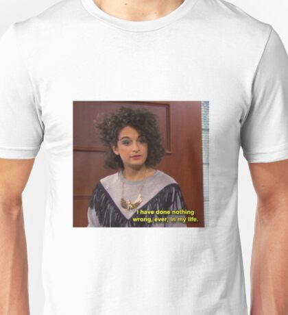 Mona Lisa's Money Unisex T-Shirt