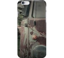 Rat Look VW Split Screen (Splitty) Van Image iPhone Case/Skin