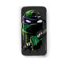 Cowabunga - Donnie Samsung Galaxy Case/Skin