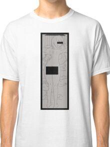 Bath Censorship Classic T-Shirt