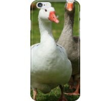 Waddling Geese iPhone Case/Skin