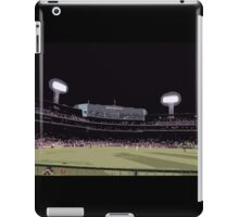 Sox at Fenway Cutout iPad Case/Skin