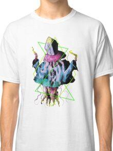 Jellyfish Pope Classic T-Shirt