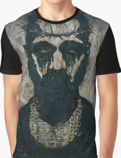 Kanye West - Yeezus Painting Graphic T-Shirt