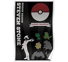 Steven Champion Poster (Pokemon) Poster