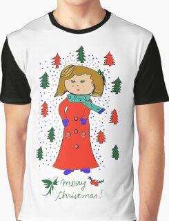 Happy holidays! Graphic T-Shirt