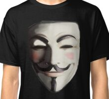 GUY HAWKES - ANONYMOUS Classic T-Shirt