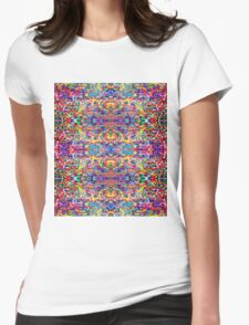 Examination  Womens Fitted T-Shirt