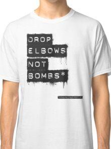 #POWERBOMBSAREOKAY Classic T-Shirt
