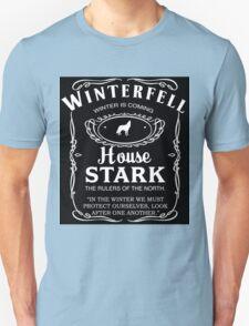 House Stark Whiskey T-Shirt