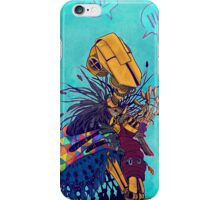 guardian of songbirds iPhone Case/Skin