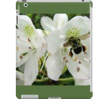 Pollen Packing Bumble Bee iPad Case/Skin