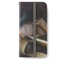 The Train Ride iPhone Wallet/Case/Skin