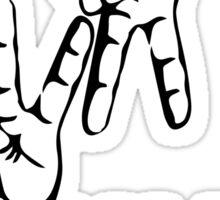 VAPE NAYSH Sticker