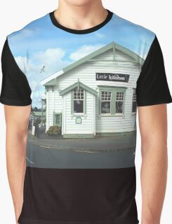 Post Office to restaurant Graphic T-Shirt