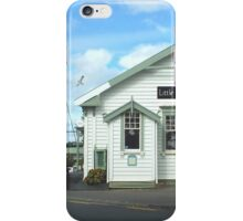 Post Office to restaurant iPhone Case/Skin