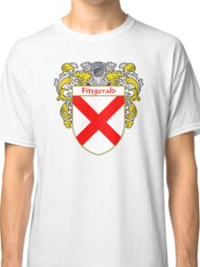 Fitzgerald Coat of Arms/Family Crest Classic T-Shirt
