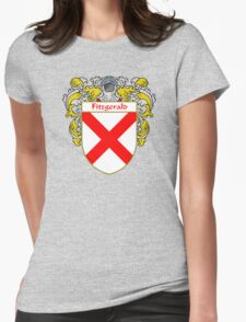 Fitzgerald Coat of Arms/Family Crest Womens Fitted T-Shirt