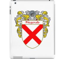 Fitzgerald Coat of Arms/Family Crest iPad Case/Skin