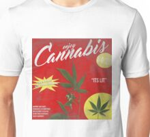 Enjoy Cannabis Unisex T-Shirt