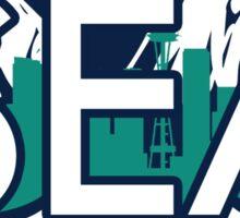 Seattle Sticker