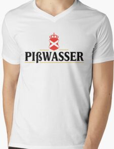 Pißwasser Logo - GTA5 Mens V-Neck T-Shirt