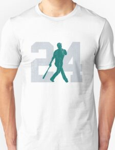 The Kid (Teal & Gray) Unisex T-Shirt