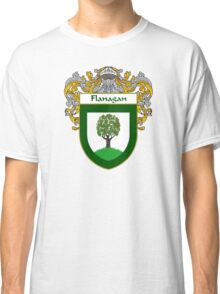Flanagan Coat of Arms/Family Crest Classic T-Shirt