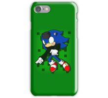 Clever Sonic iPhone Case/Skin