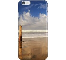 Posts On The Shore iPhone Case/Skin
