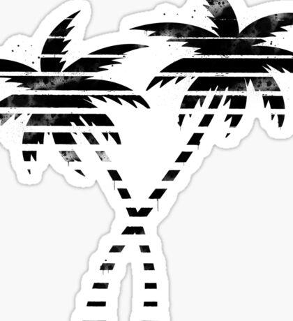 Palm Paint Sticker