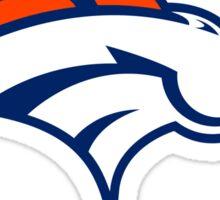 Broncos Champ Sticker