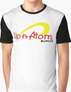 Up-n-Atom Burger - GTA5 Graphic T-Shirt