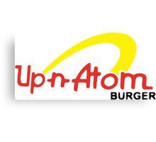Up-n-Atom Burger - GTA5 Canvas Print