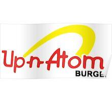 Up-n-Atom Burger - GTA5 Poster