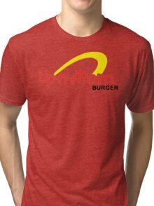 Up-n-Atom Burger - GTA5 Tri-blend T-Shirt