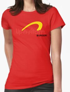 Up-n-Atom Burger - GTA5 Womens Fitted T-Shirt