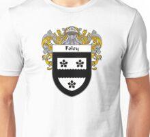Foley Coat of Arms/Family Crest Unisex T-Shirt