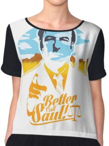 Better Call Saul Chiffon Top