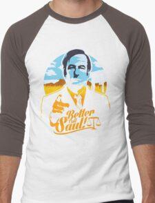 Better Call Saul Men's Baseball ¾ T-Shirt